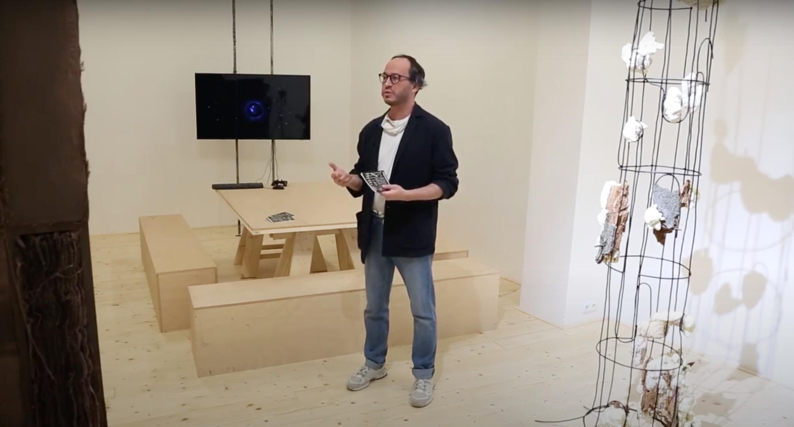 Michal Machciník – Overview fact Galerie Kurzor / Václav Janoščík